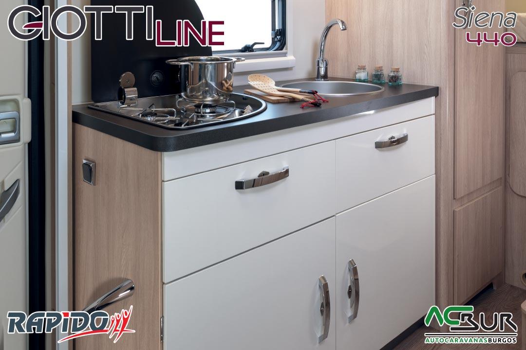 GiottiLine Siena 440 2021 almacenaje
