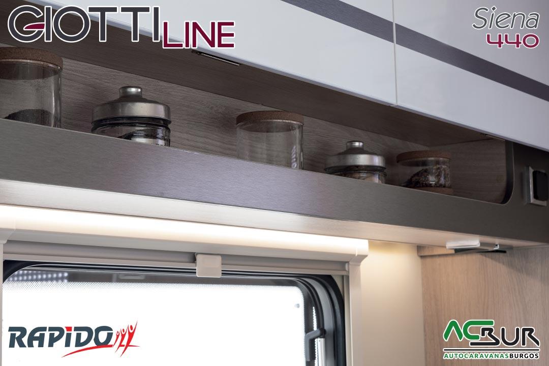 GiottiLine Siena 440 2021 estantes