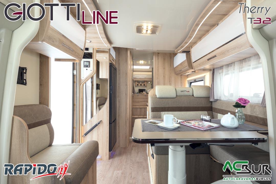 GiottiLine Therry T32 2021 interior