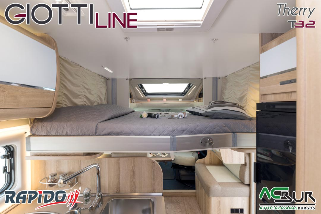 GiottiLine Therry T32 2021 cama abatible