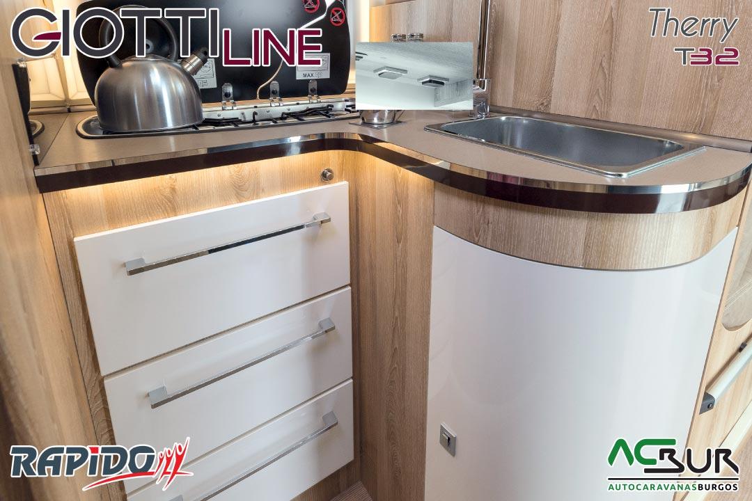 GiottiLine Therry T32 2021 cocina