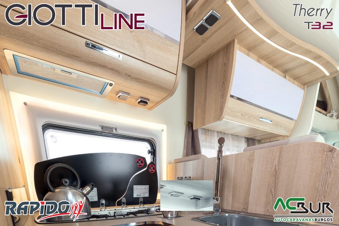 GiottiLine Therry T32 2021 armarios