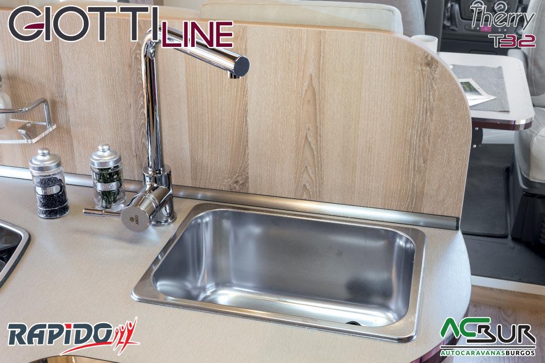GiottiLine Therry T32 2021 fregadero