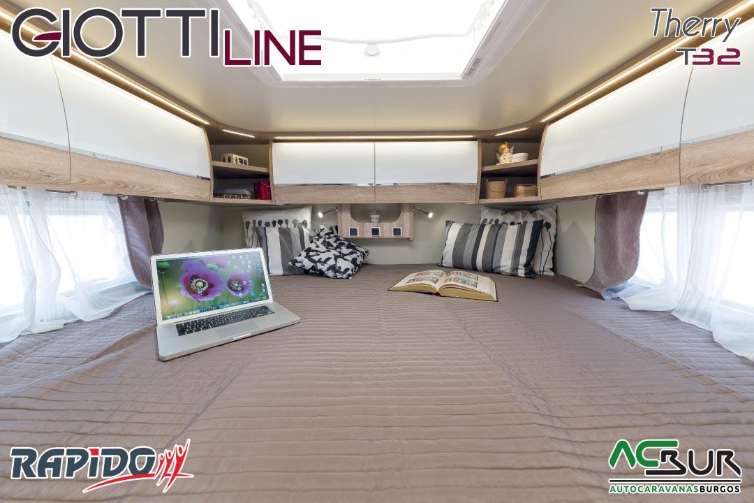 GiottiLine Therry T32 2021 dormitorio