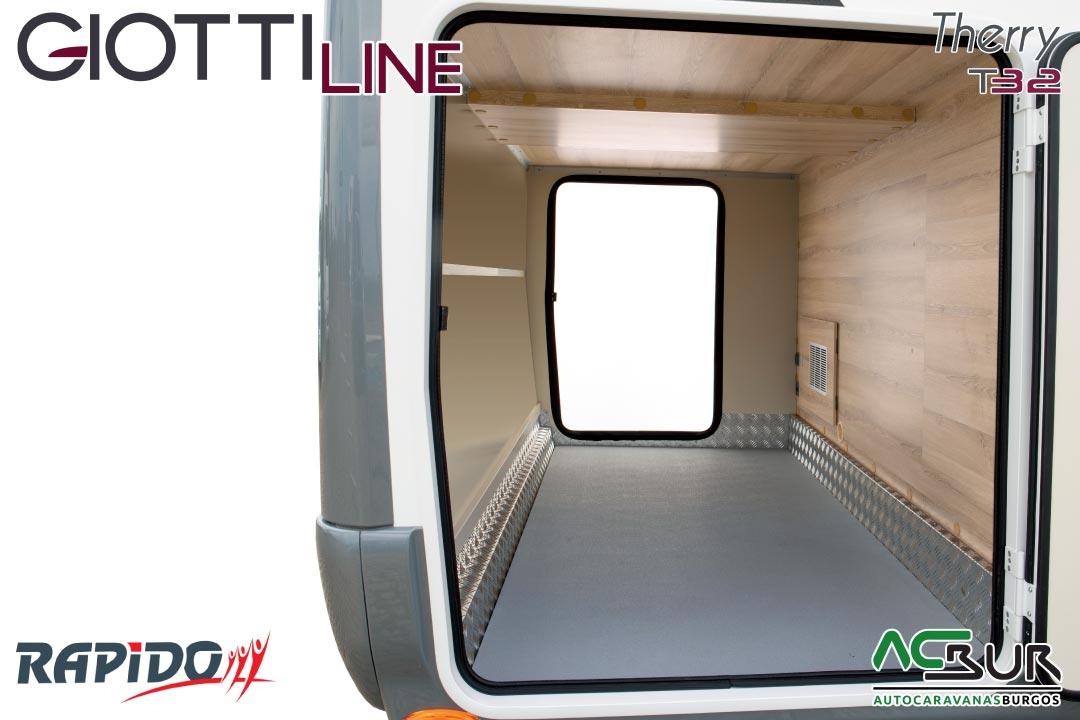 GiottiLine Therry T32 2021 garaje