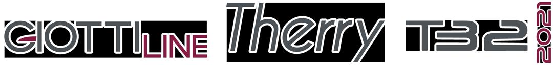GiottiLine Therry T32 2021 logotipos