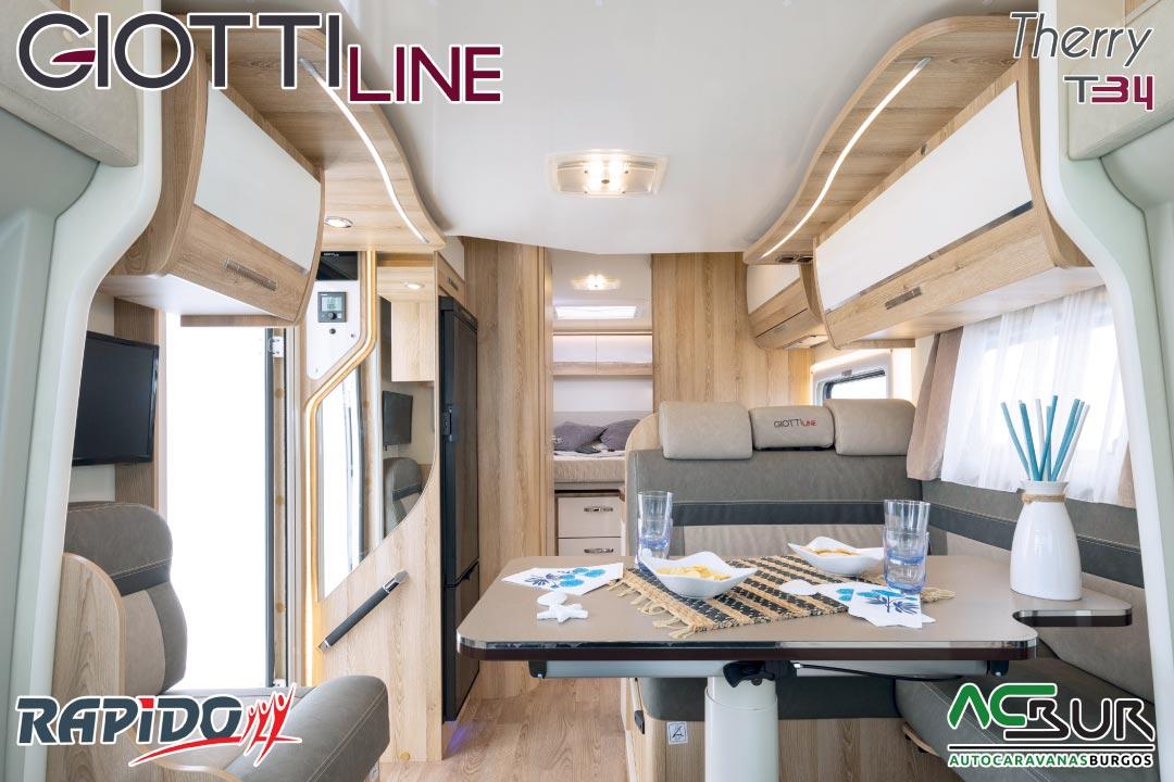 GiottiLine Therry T34 2021 interior