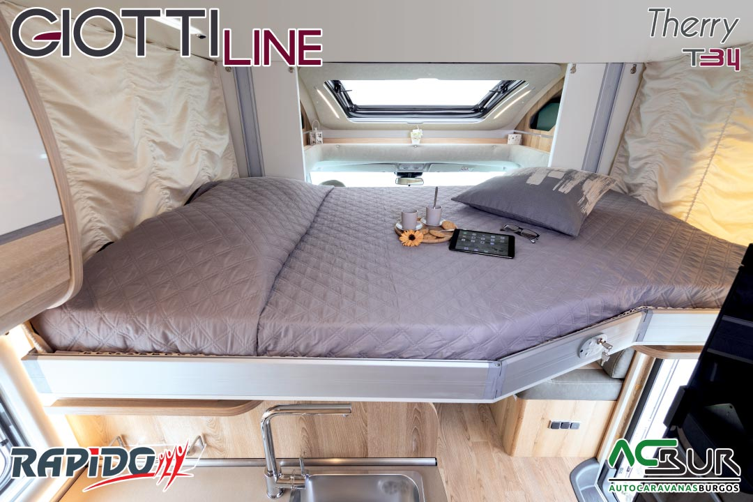 GiottiLine Therry T34 2021 cama abatible