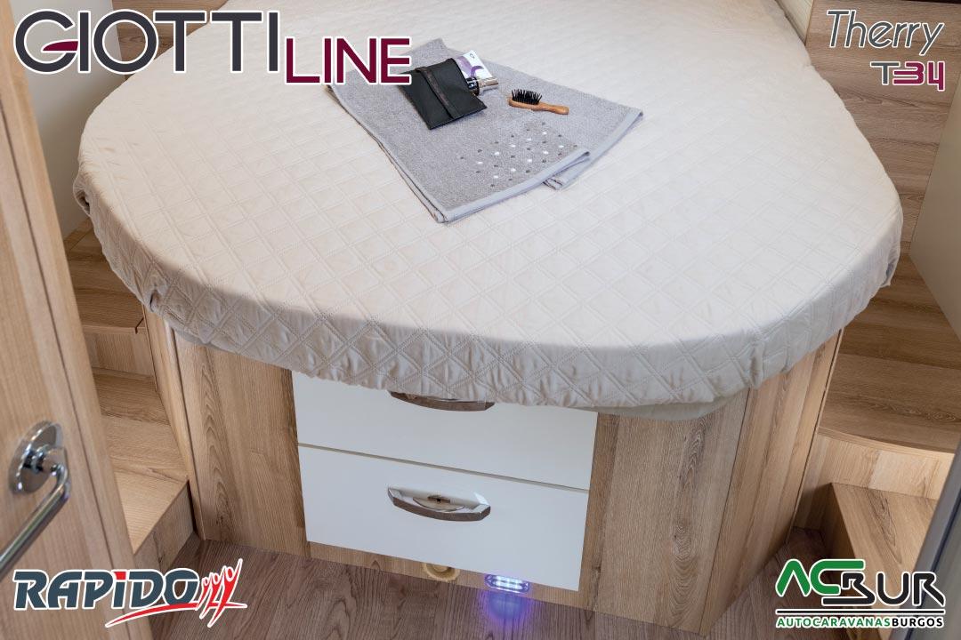 GiottiLine Therry T34 2021 cama