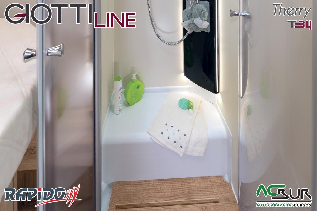 GiottiLine Therry T34 2021 mampara