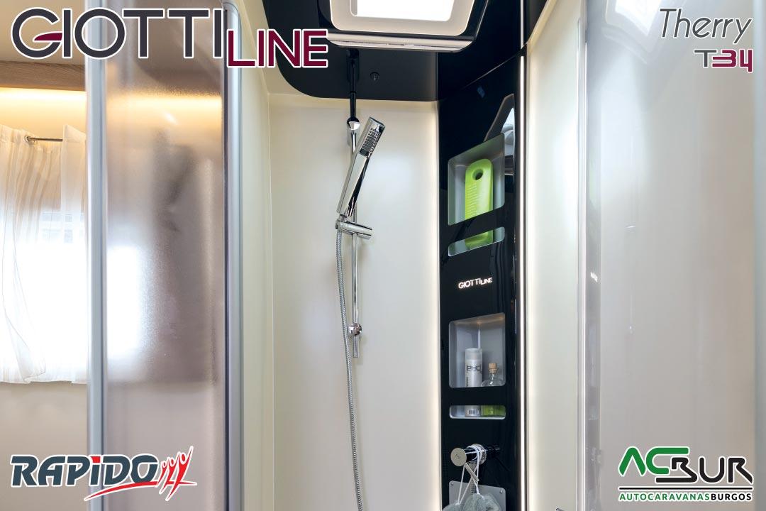 GiottiLine Therry T34 2021 ducha