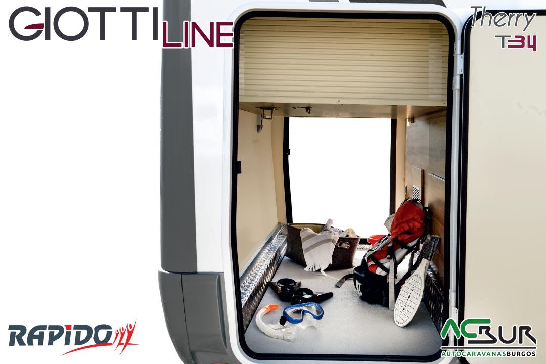 GiottiLine Therry T34 2021 garaje