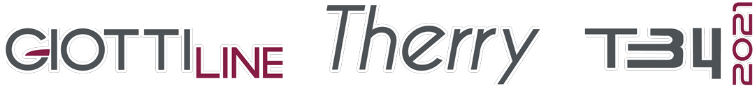 GiottiLine Therry T34 2021 logotipos
