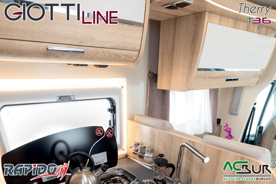 GiottiLine Therry T36 2021 armarios
