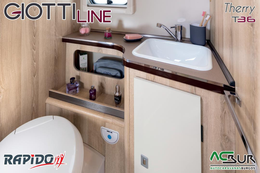 GiottiLine Therry T36 2021 baño