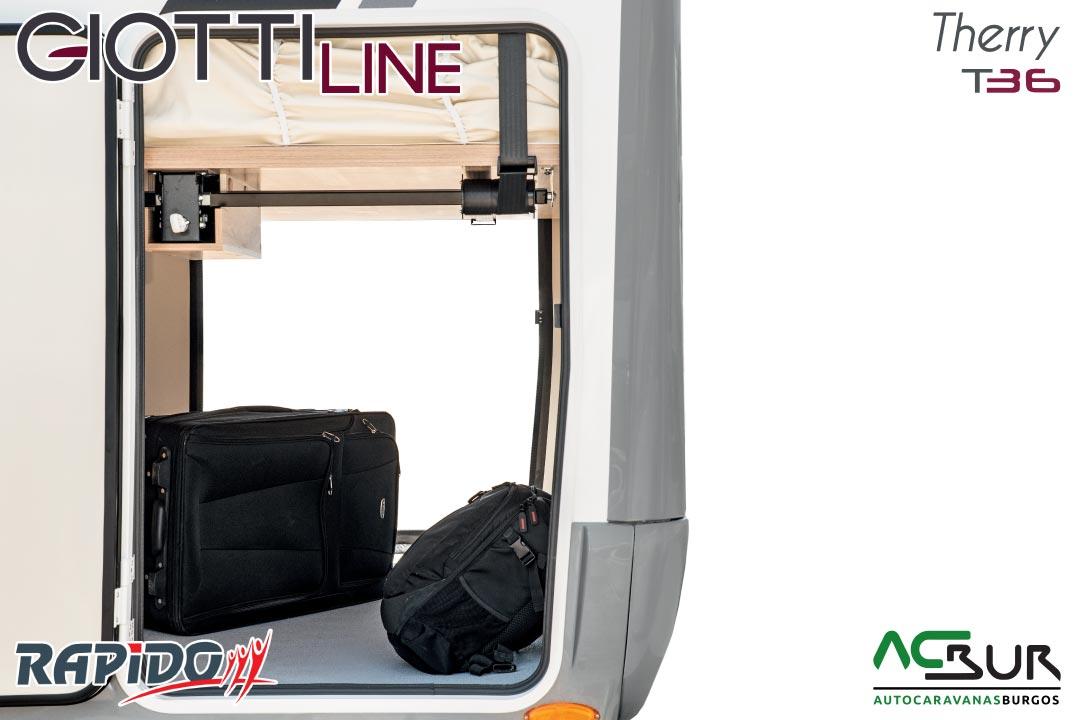 GiottiLine Therry T36 2021 garaje