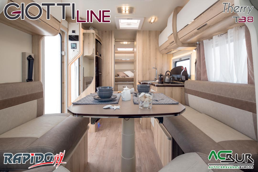 GiottiLine Therry T38 2021 interior