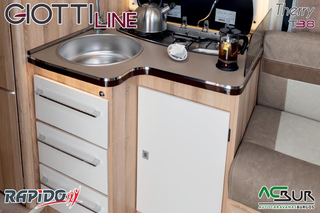 GiottiLine Therry T38 2021 almacenaje