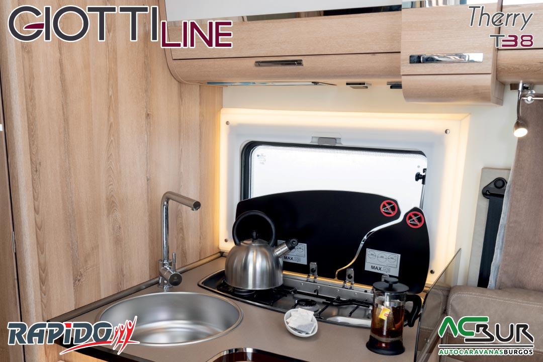GiottiLine Therry T38 2021 cocina
