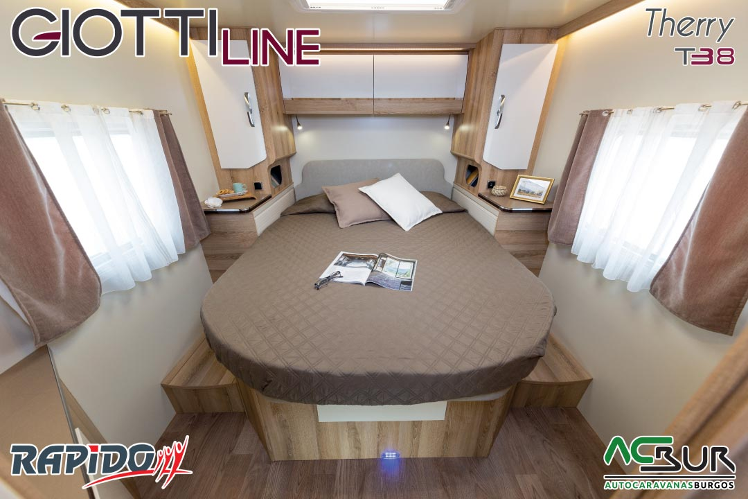 GiottiLine Therry T38 2021 dormitorio