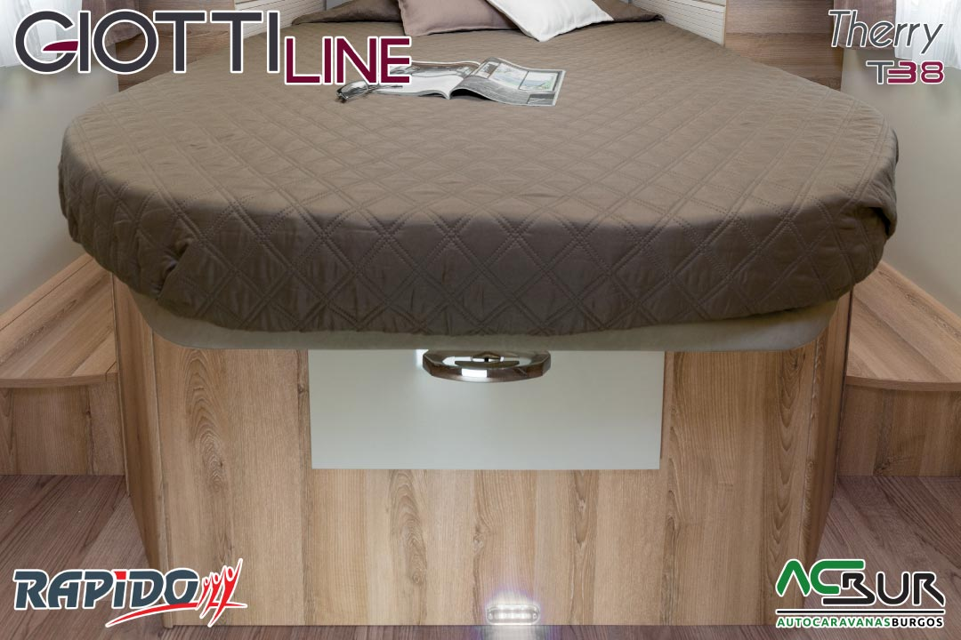 GiottiLine Therry T38 2021 cama