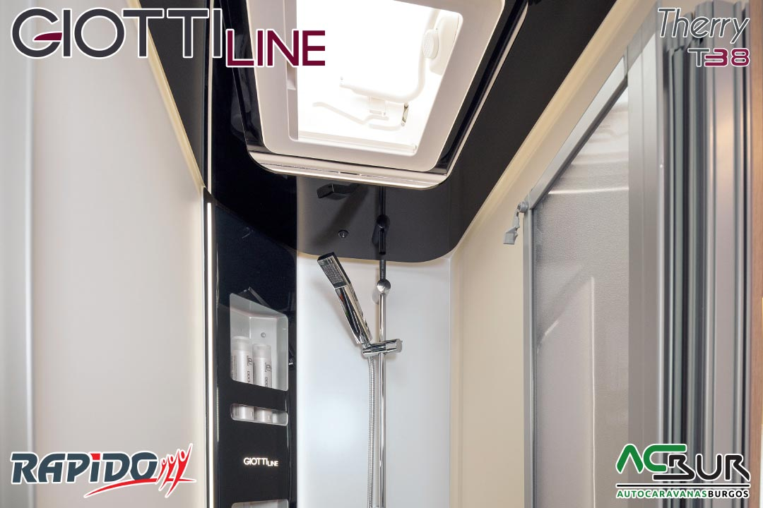GiottiLine Therry T38 2021 ducha