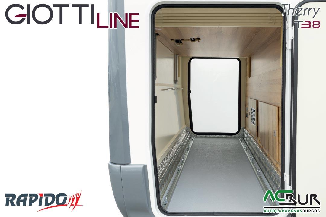 GiottiLine Therry T38 2021 garaje