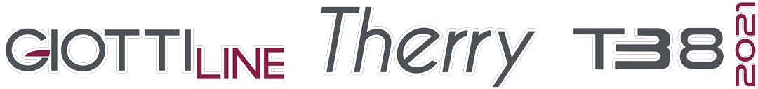 GiottiLine Therry T38 2021 logotipos