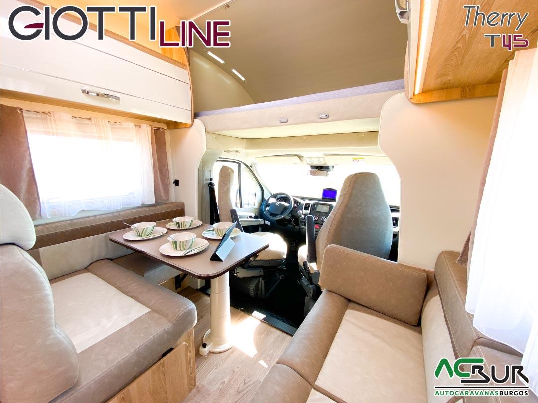 GiottiLine Therry T45 2021 salón