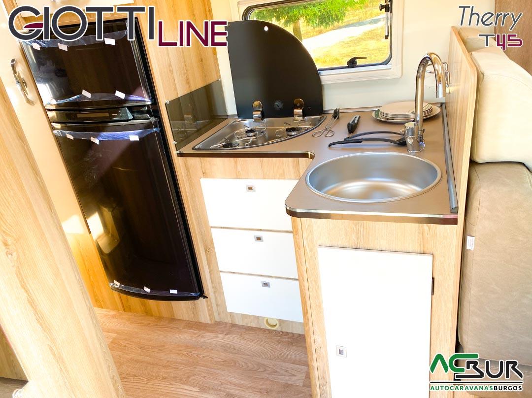 GiottiLine Therry T45 2021 armarios cocina