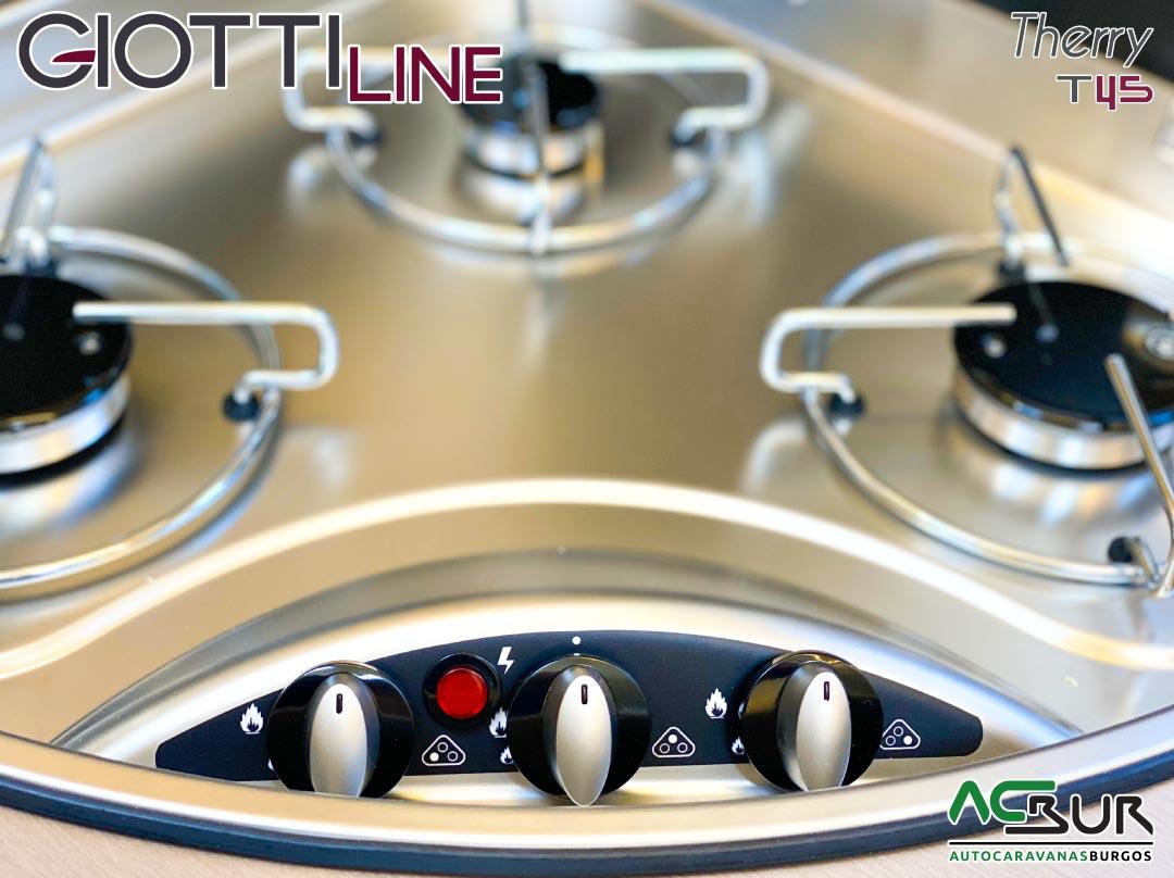 GiottiLine Therry T45 2021 mandos