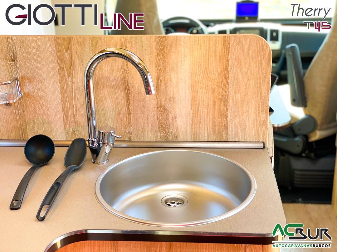 GiottiLine Therry T45 2021 fregadero