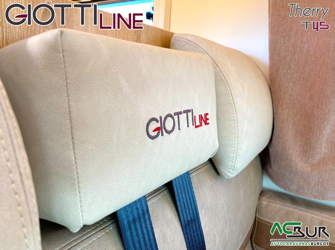GiottiLine Therry T45 2021 reposacabezas