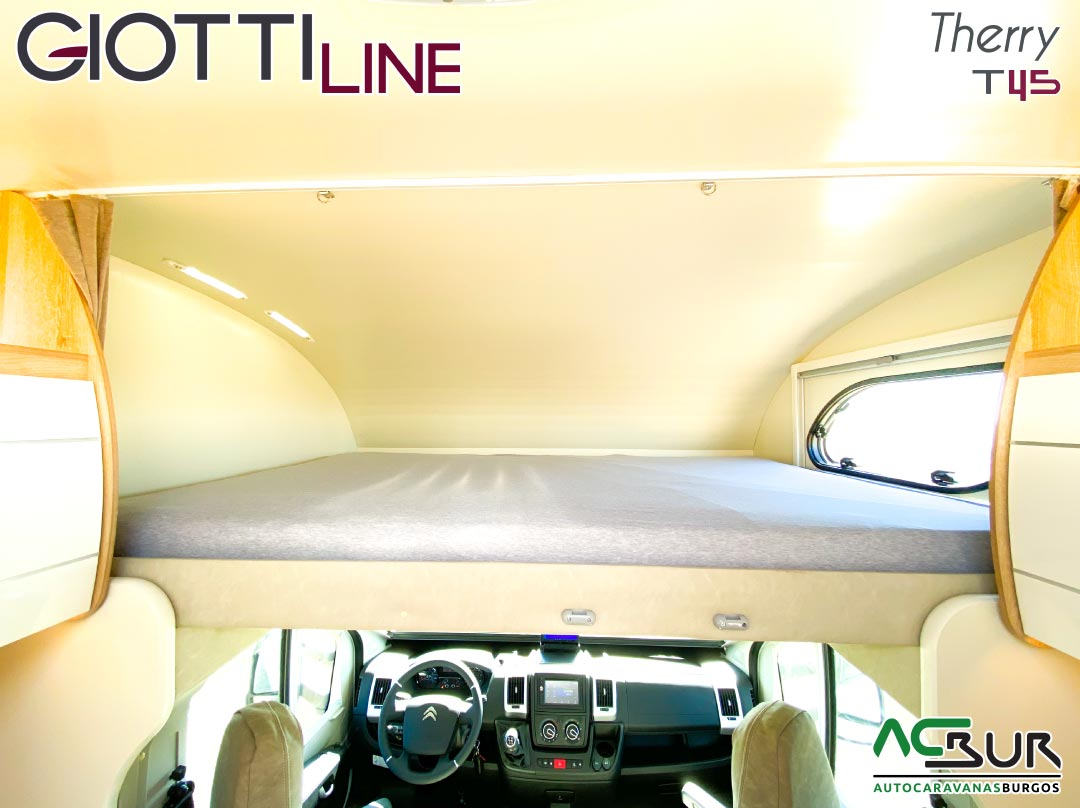 GiottiLine Therry T45 2021 cama capuchina