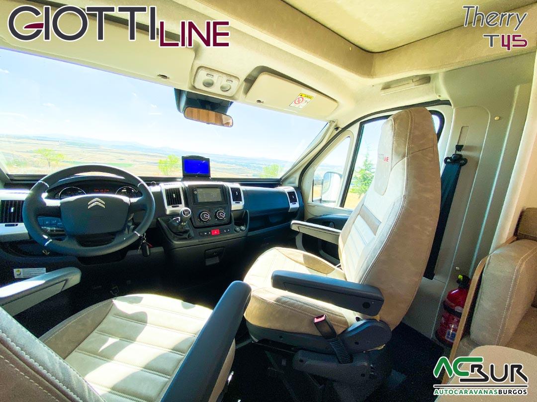 GiottiLine Therry T45 2021 copiloto
