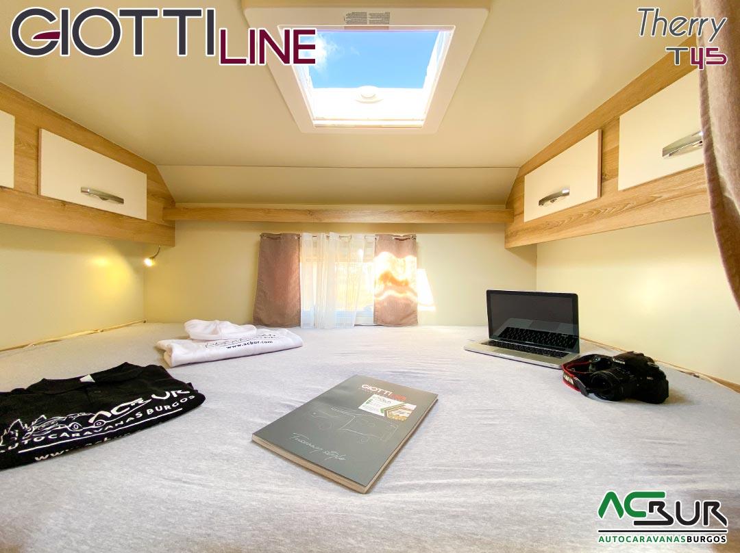 GiottiLine Therry T45 2021 dormitorio