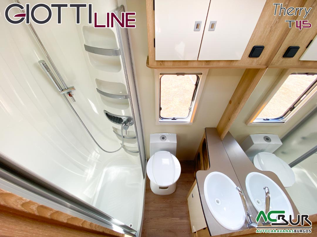 GiottiLine Therry T45 2021 baño