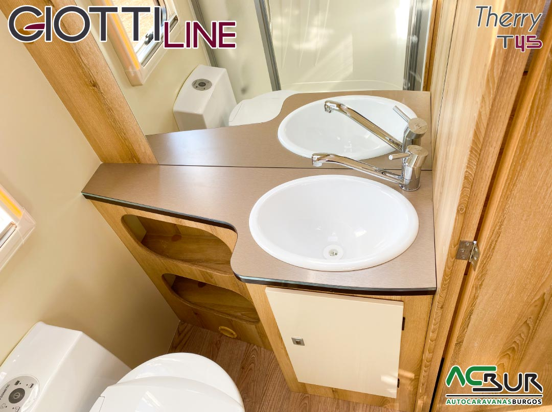 GiottiLine Therry T45 2021 lavabo