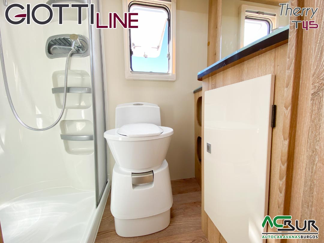 GiottiLine Therry T45 2021 potti