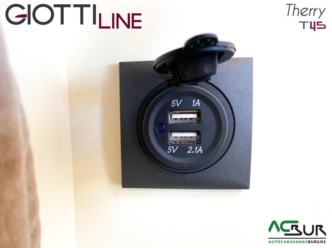 GiottiLine Therry T45 2021 usb