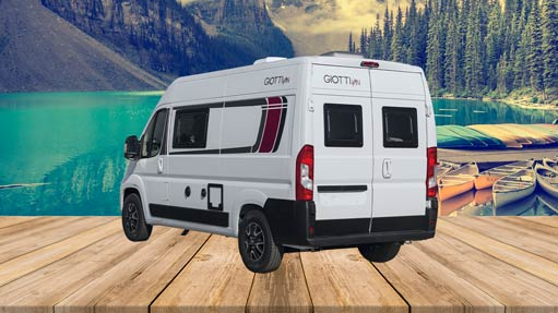 GiottiVan 54T 2020 exterior 3
