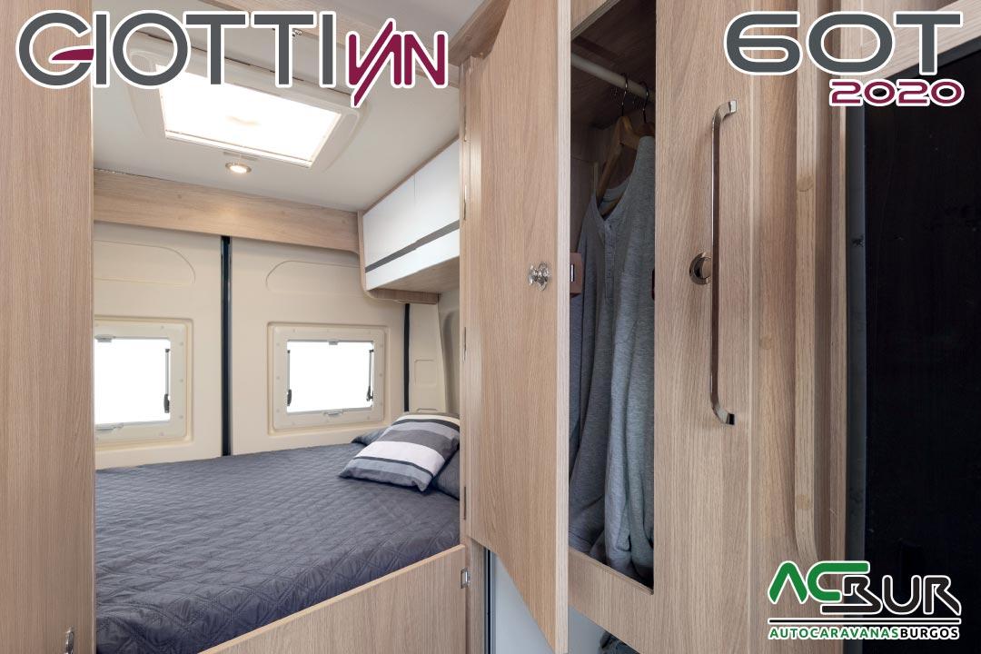 Giottivan 60t 2020 MODUL'SPACE