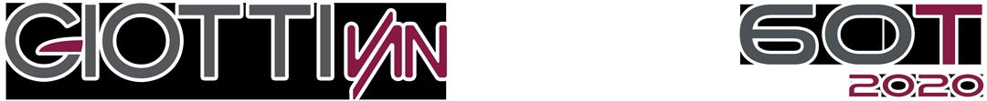 GiottiVan 60T 2020 logotipos