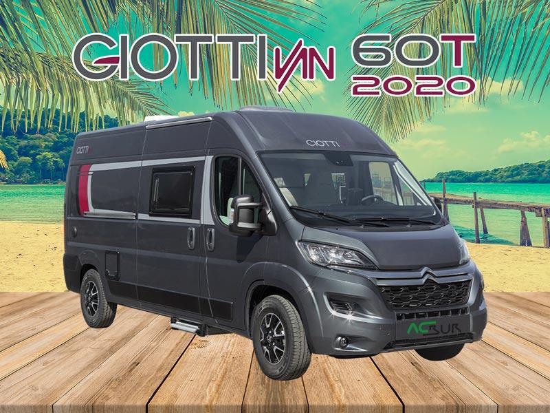 GiottiVan 60T 2020 mosaico