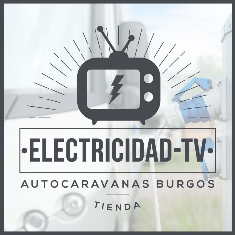 electricidad y televisión tienda on line autocaravanas