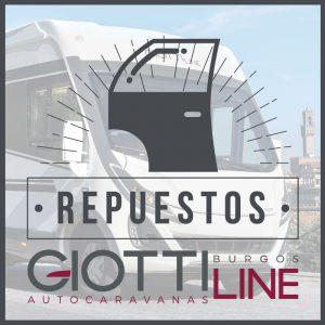 REPUESTOS GIOTTILINE/PLA