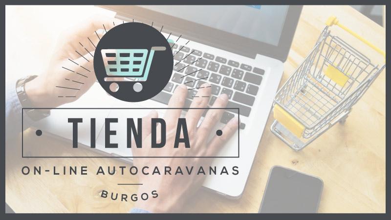 tienda on-line autocaravanas burgos botón