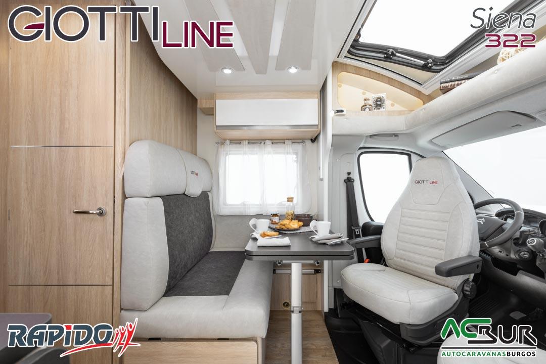 GiottiLine Siena 322 2022 sofas