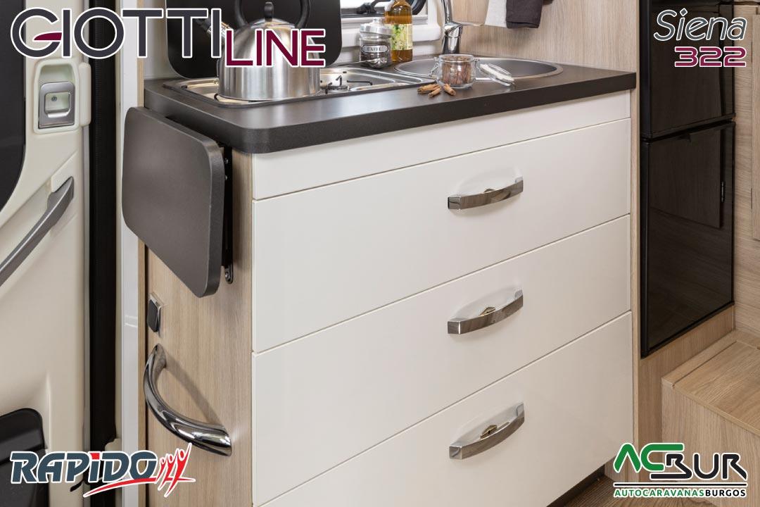 GiottiLine Siena 322 2022 cajones
