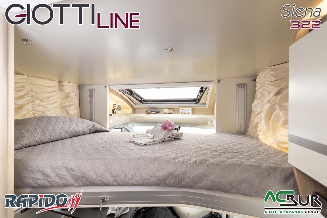 GiottiLine Siena 322 2022 cama abatible
